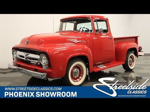 Video of Classic '56 Ford F100 located in Arizona - $66,995.00 - M6G9