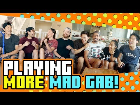 Playing Mad Gab! (Ep.2)