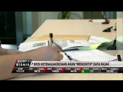 """BPJS Ketenagakerjaan  Akan """"Intip"""" Data Pajak"""