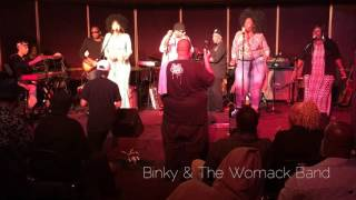 Woman's Gotta Have It! Binky & The Womack Band @ S.I.R. Studios Live