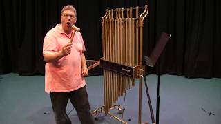 Learn to play Chimes / Tubular Bells with Gary France