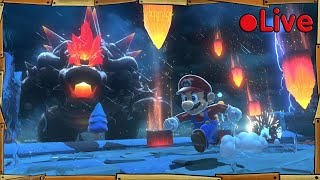 Super Mario 3D World + Bowser's Fury - 🔴 Live by Stampy