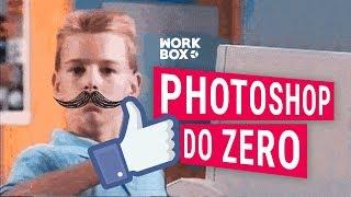 Curso Básico de Photoshop Para Ilustração - Começando do Zero | Workbox