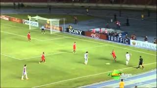 Panamá 2 2 Costa Rica resumen miér 6 de febrero 2013