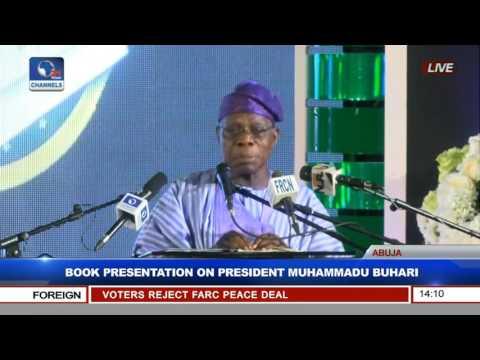 Obasanjo Speaks