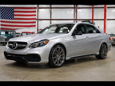 2014 Mercedes-Benz E63 (CC-1389670) for sale in Kentwood, Michigan