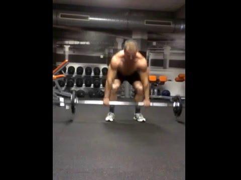 Dla większych mięśni ciała