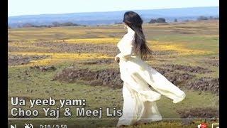 """Maiv Xyooj - """"Dua Ib Nplooj Siab Ua Puav Pheej"""" With Lyrics (Original Music Video)"""