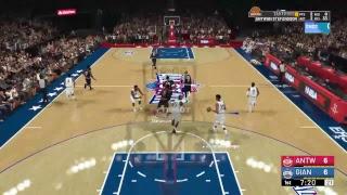 NBA 2k19 my career 3rd Allstar Game Appearance!!