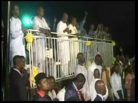 REV ADELAKUN AYEWA MINISTRATION AT ORI OKE BABA ABIYE EDE