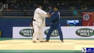 Judo 2012 Grand Prix Qingdao: Wu (TPE) - Wang (CHN) [-81kg]