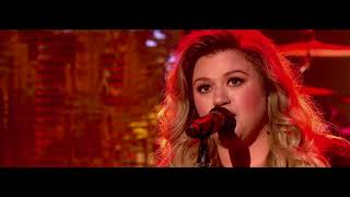 Kelly Clarkson Love So Soft Live on The Graham Norton Show 10-11-17