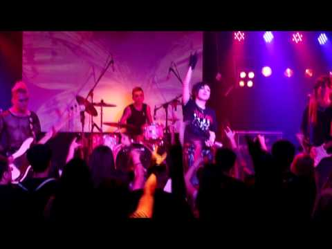 Silver Ash - REBORN Live (China Tour 2013)