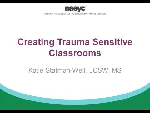 Webinar: Creating Trauma Sensitive Classrooms - YouTube
