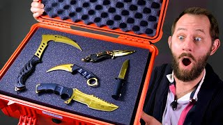 10 Knives You Don't Want To Hand To People!