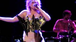 """Peaches / """"F*ck The Pain Away"""" Live at the Wiltern"""