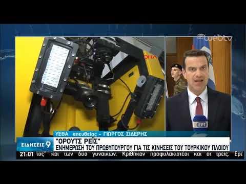 Εκτός Ελληνικής υφαλοκρηπίδας το Oruc Reis – Ενημερώθηκε ο πρωθυπουργός   31/01/2020   ΕΡΤ
