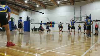 Div 2 FUVC vs CGVC round 4 set 2 part 2