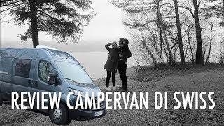Harga Sewa Campervan Selama 7 Hari di Swiss! (Review Campervan)