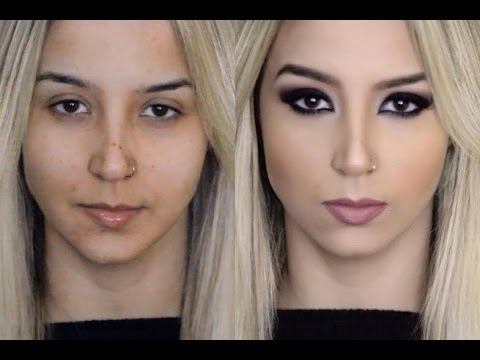 Transformação  de visual
