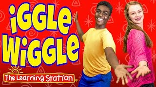 Brain Breaks ♫ Camp Songs ♫ Action Songs ♫ Iggle Wiggle ♫ Kids Songs by The Learning Station
