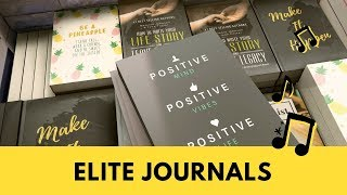 Elite Journals | Journals, Planners, Guest Books on Amazon