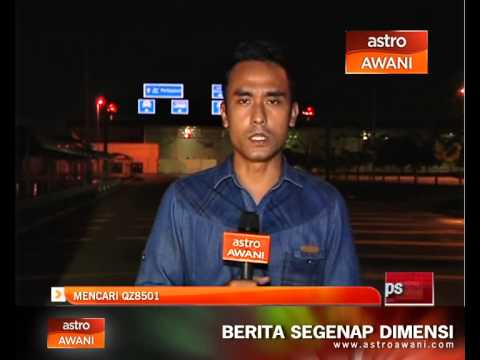 Perkembangan di Ibu Pejabat AirAsia Malaysia