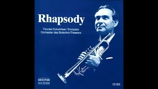 Timothy Dokshizer.  Rhapsody in Blue - G.Gershwin (1898-1937)