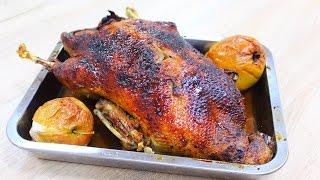 Утка в духовке / Рецепт на Новый Год / Roast Duck