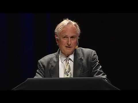 Richard Dawkins (October 31, 2017) -  Richard Dawkins Lecture on Evolution & Origin of Life