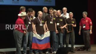 USA: Russian ITMO University wins programming contest for SEVENTH time