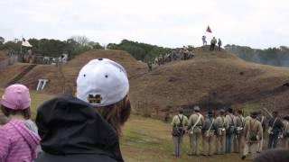 Fort fisher reenactment 5 - Video Youtube