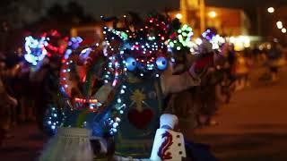 "Video thumbnail of ""Cantamerica - Reina del Tamarugal (videoclip) SONIDO MAZIVO IQUIQUE"""