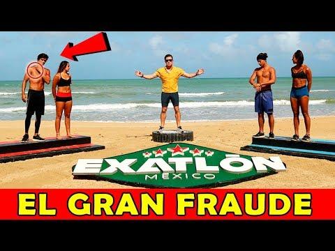 Fraude la Final de Exatlón México Ernesto Cázares