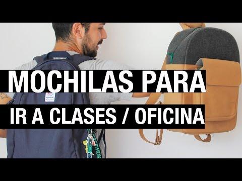 MOCHILAS PARA IR A CLASES - Street Pepper