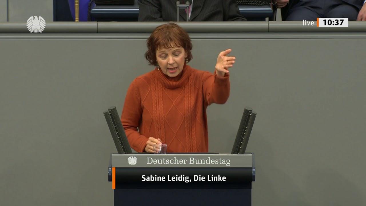 Rede von Sabine Leidig am 15. Mai 2020 im Deutschen Bundestag zum Thema Mehr Gerechtigkeit im Straßenverkehr muss her!