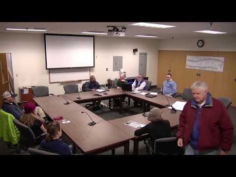Peirce Island Committee Joint meeting with Recreation Board 2.20.19