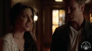 Дневники Вампира, The Vampire Diaries 7x03 Damon Alaric Bonnie / Stefan Lily Deleted Scenes {HD}