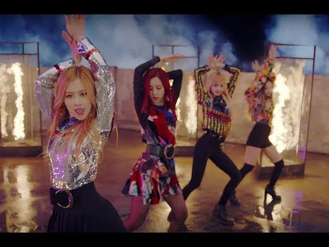 Blackpink   playing with fire           japanese version full mv