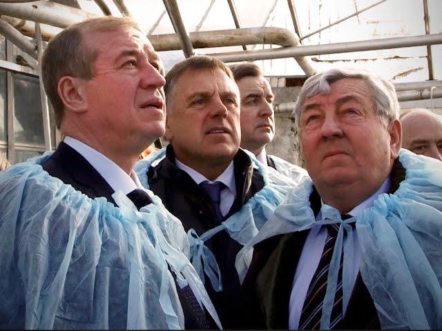 Губернатор заинтересовался ангарским предприятием
