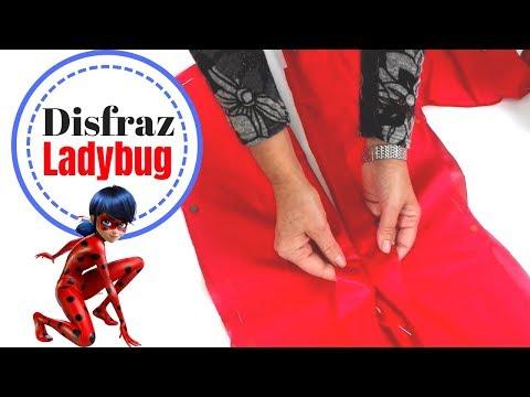 Disfraz de Ladybug muy fácil