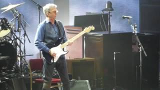Eric Clapton - Badge @ Madison Square Garden, NY 2017