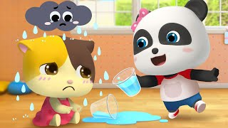 Don't Cry, It's OK | My Family Song | for kids |  BabyBus Nursery Rhymes & Kids Songs