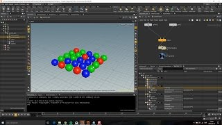Combining Solvers With a Multi-Solver in Houdini - Самые
