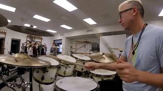 I'll Be Here Awhile (311) Drum Cover