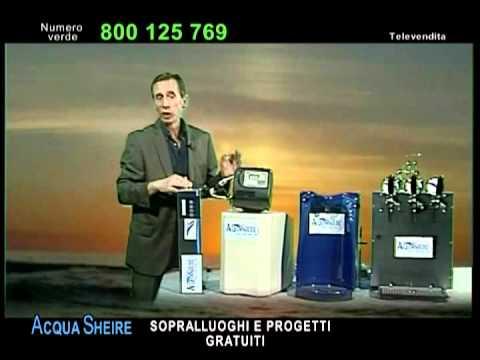 Vendita di depuratori e accessori per addolcire, purificare e gasare l'acqua WWW.GOODNEWS.WS