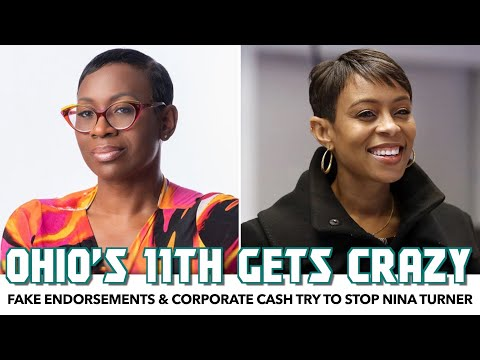 Nina Turner's Opponent Shontel Brown Caught FAKING Endorsements As Corporations Try To Buy Ohio-11
