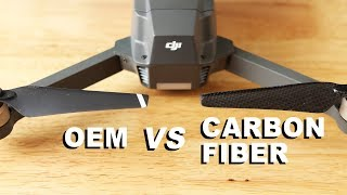 DJI Mavic Carbon Fiber Propellers ARE THESE ANY GOOD?