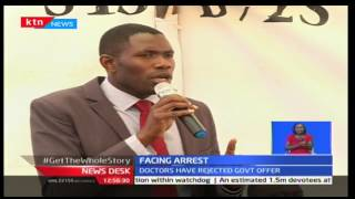 Court orders arrest of KMPDU officials for disrespecting the court