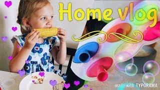 vlog: Покупки еды в 5ке / Мороженое из фикс прайс / Распаковка посылок / Что мы едим?   PolinaBond